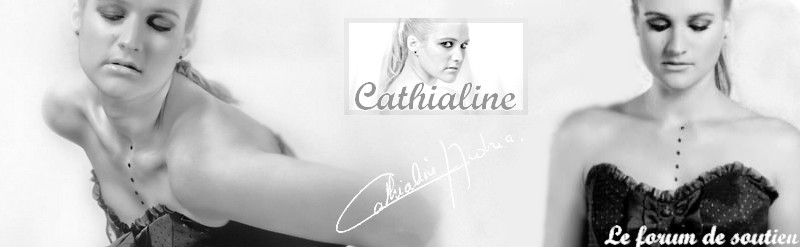 Cathialine, un talent...