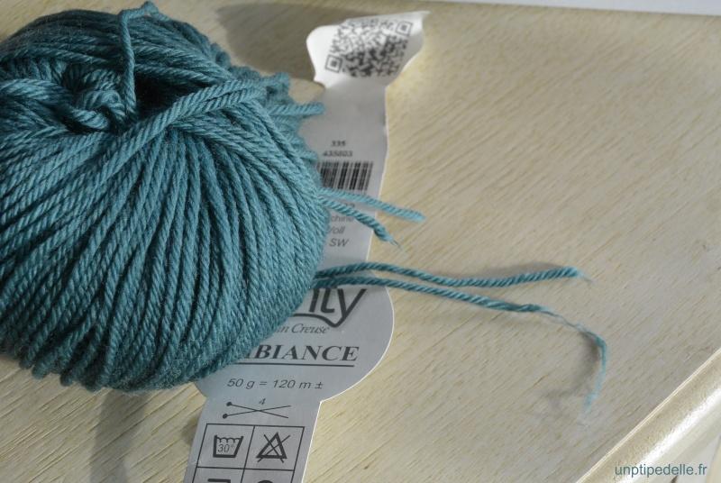 laine machouillée par les chats
