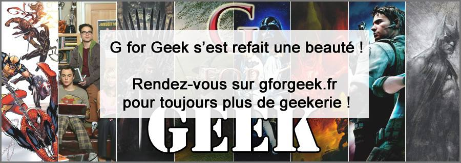 G for Geek