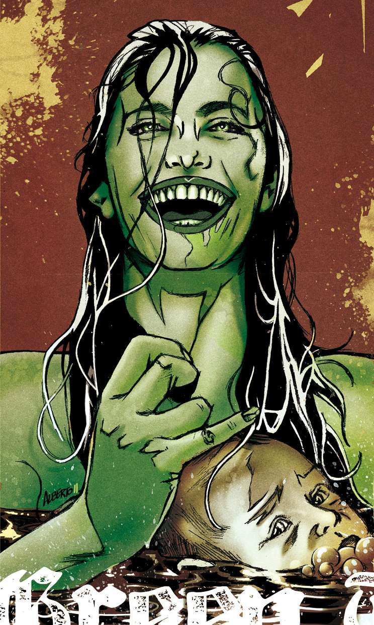 Jenny les Dents Vertes