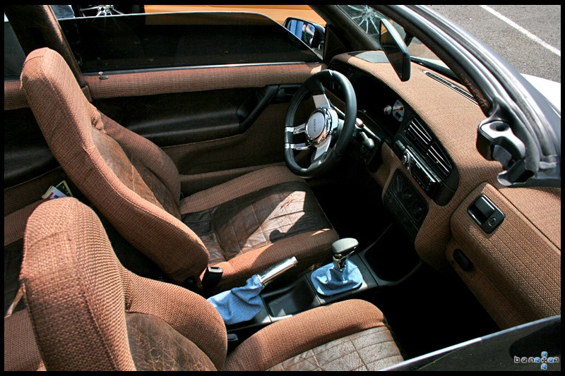 Golf 3 cabriolet interieur cuir for Interieur golf 3 vr6