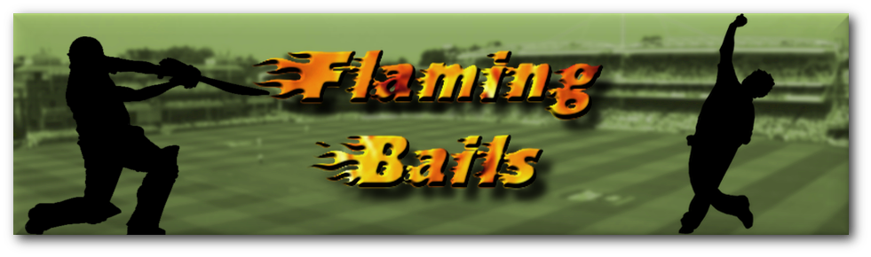 Flaming Bails