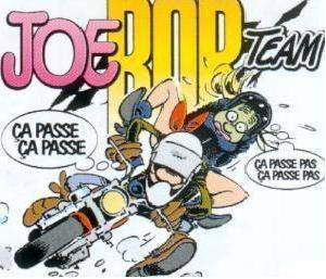 bande dessinee moto