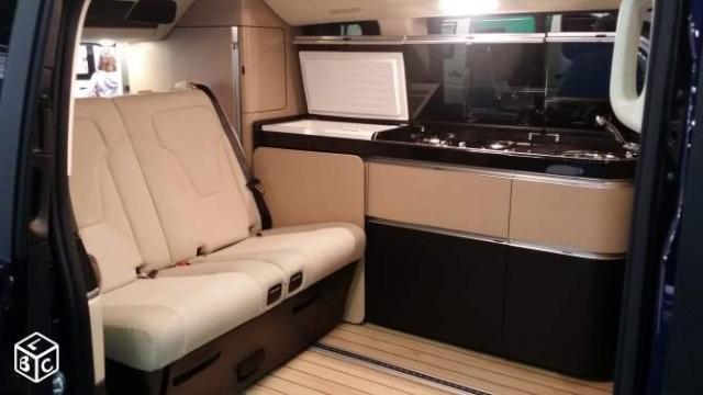 premi re annonce du nouveau classe v marco polo. Black Bedroom Furniture Sets. Home Design Ideas
