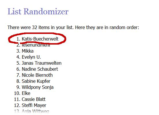 Katies Bücherwelt