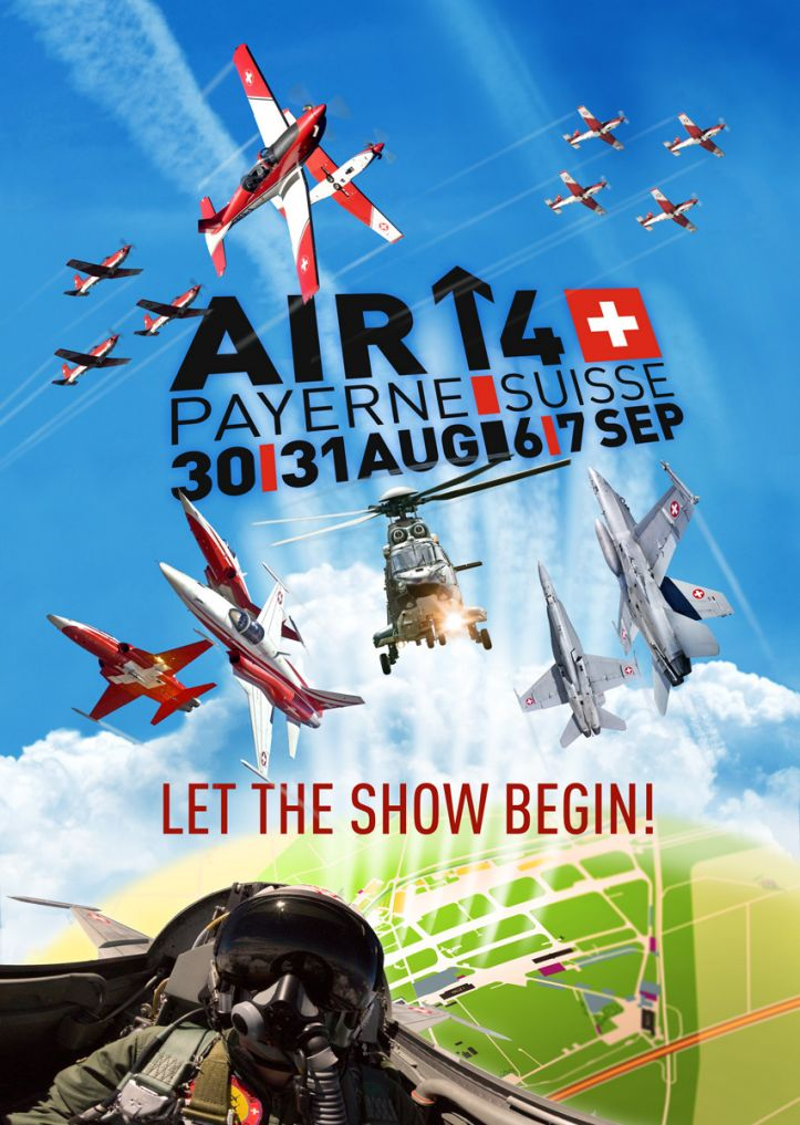 AIR14 PAYERNE 2014