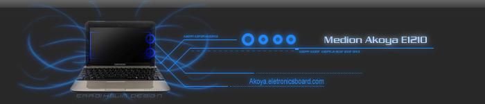 Forum Medion Akoya E1210