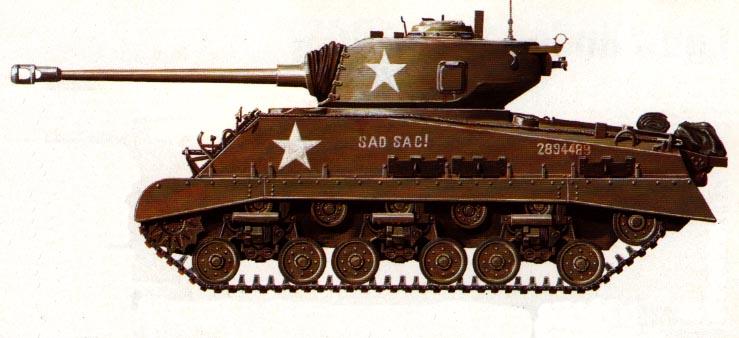 Sherman Ii M4a1