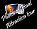 photos of final attraction tour