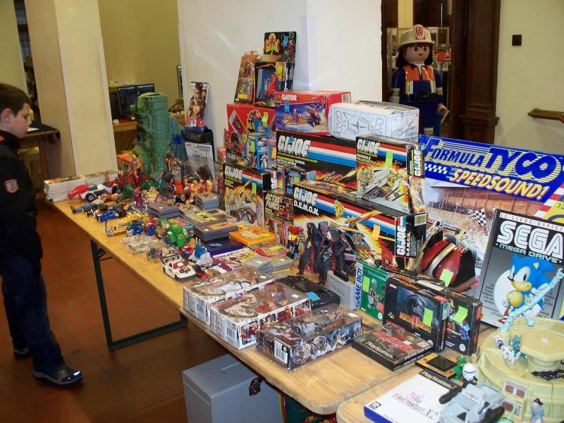 Salon Tournai Toys Le Week End Des 15 Et 16 Novembre 2014