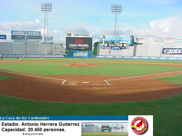 Estadio Antonio Herrera Gutierrez