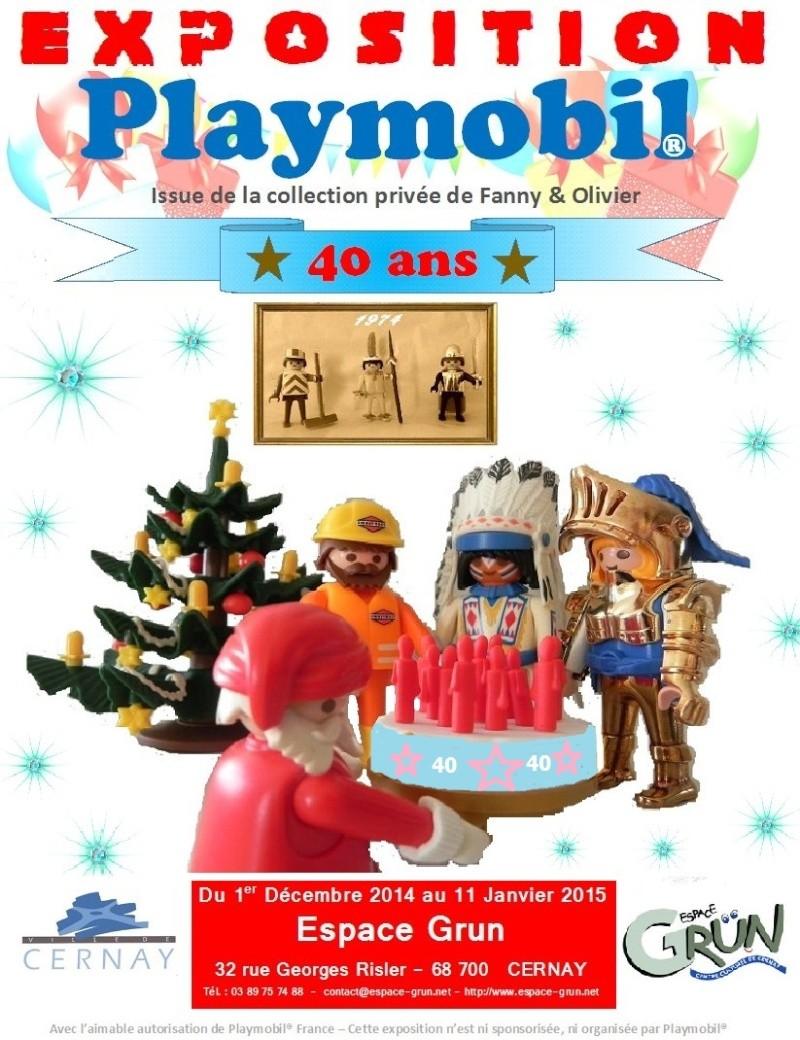 expo playmobil cernay fanny et olivier 2014