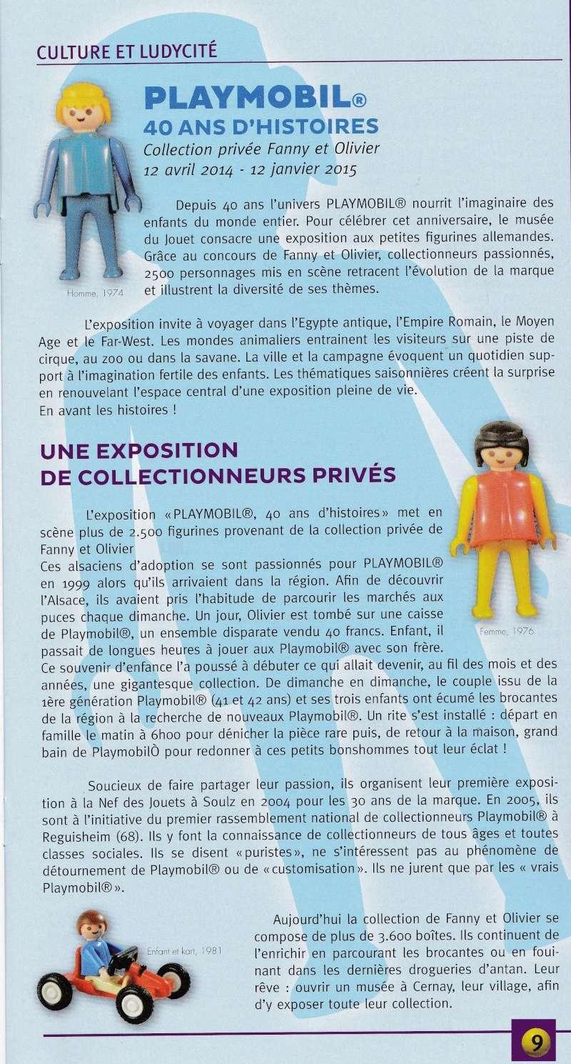 page 9 du journal du pays de l 'enfant expo playmobil moirans en montagne