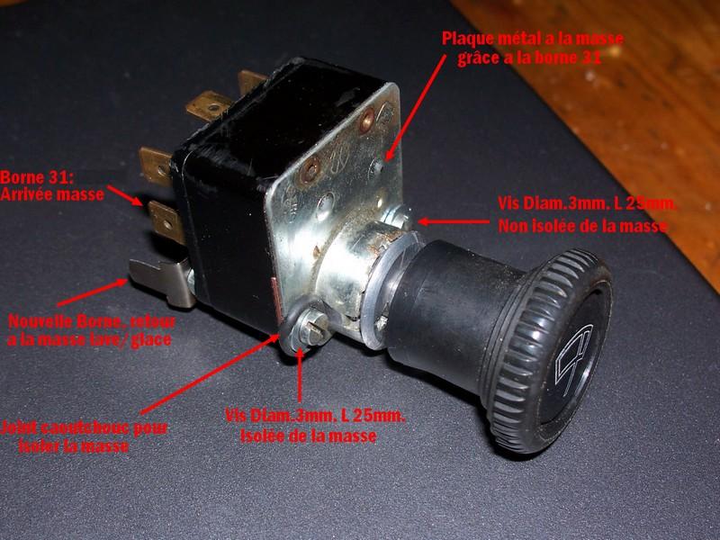 Article interrupteur electrique de lave glace articles for T2 sur bordeaux