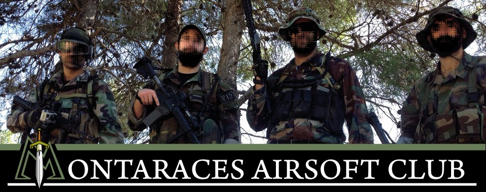 Montaraces Airsoft Club