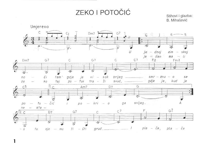 sretan rođendan note za klavir Note / Tablature   Stranica 34   Forum.hr sretan rođendan note za klavir