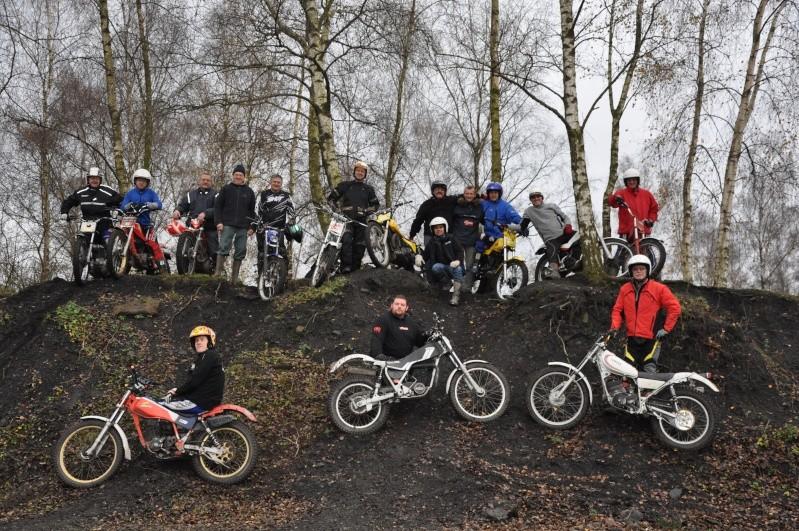 Le trial moto à Wingles