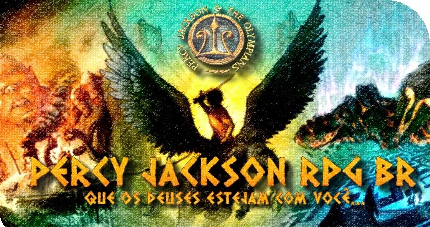 Percy Jackson e os Olimpianos RPG BR