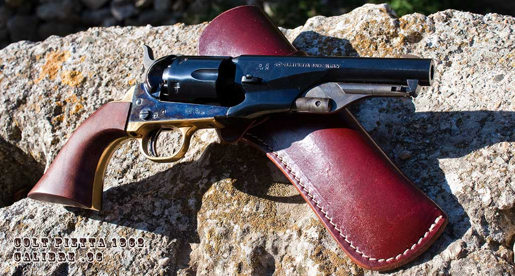 réplique revolver starr