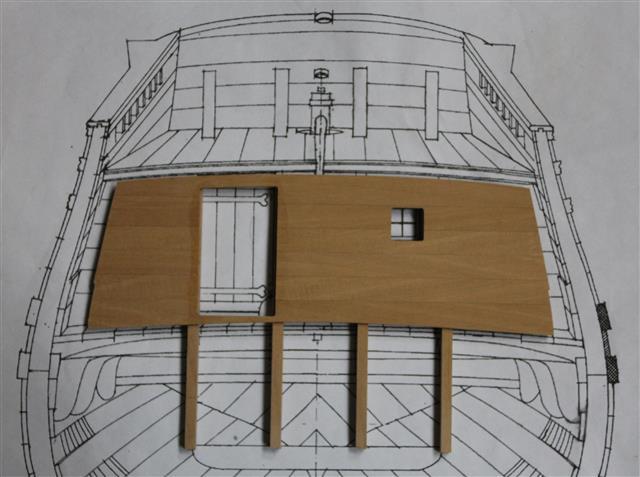 La belle 1684 scala 1 24 piani ancre cantiere di grisuzone for Come leggere i piani del cantiere