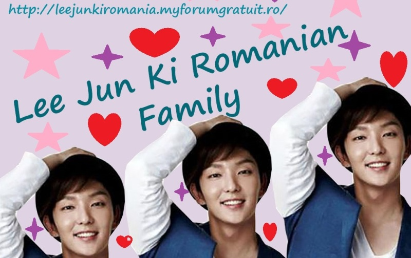 Lee Jun Ki Romania