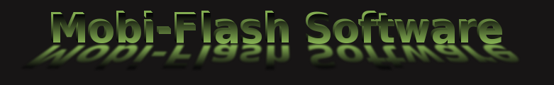 Welcome to the .:: Mobi-Flash ::. forums.