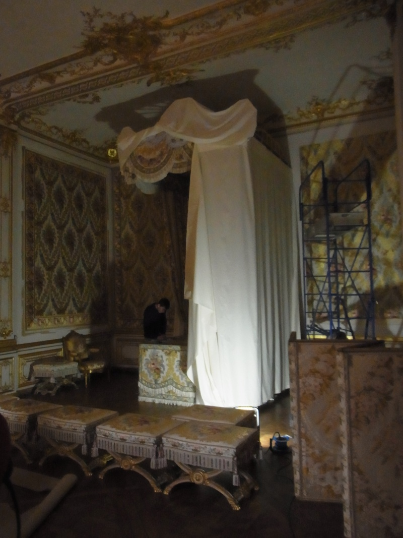 Appartement int rieur du roi for Chambre louis xvi versailles