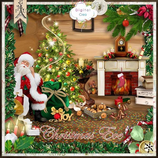 Christmas eve de Tifscrap dans Decembre pvbout10