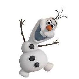 cr par les pouvoirs magiques delsa olaf adore les gros clins chaleureux il est de loin le plus amical des bonshommes de neige que lon puisse croiser