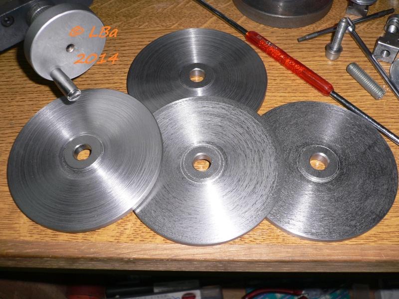 disques ébauchés