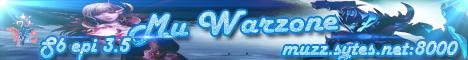 Bienvenidos al Mejor servidor del Mundo MuWarZone