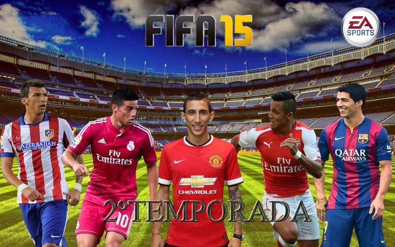 LIGA FIFA 15