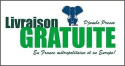 Livraison gratuite chez Djumbo Presse !