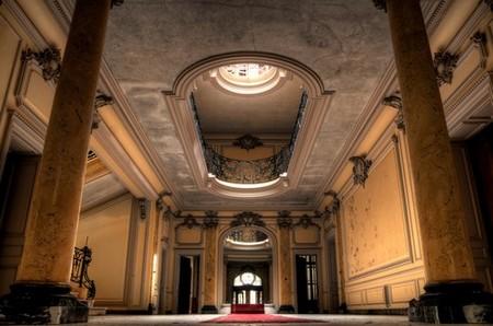 Hall banque
