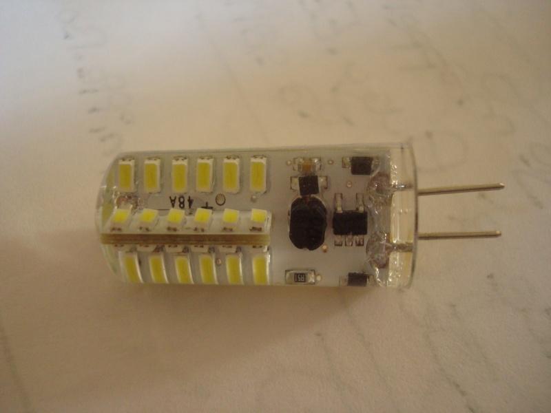 test ampoule g4 leds. Black Bedroom Furniture Sets. Home Design Ideas