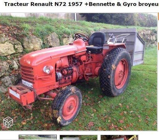 pneu tracteur renault n72