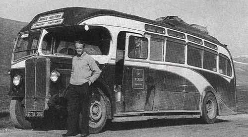 Carter Tours Ltd Motor Coach Tours