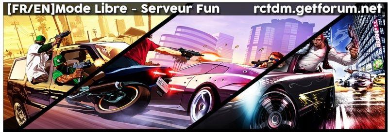 Mode Libre - Serveur Fun
