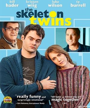 فلم The Skeleton Twins 2014 مترجم بجودة HDRip