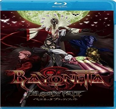 فيلم Bayonetta Bloody Fate 2013 مترجم