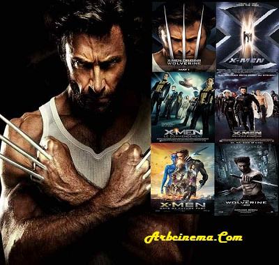سلسلة افلام X-Men مترجم بجودة BluRay