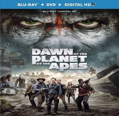 فلم Dawn of the Planet of the Apes 2014 مترجم بنسخة BluRay