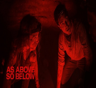 فلم As Above So Below 2014 مترجم بجودة HDRip