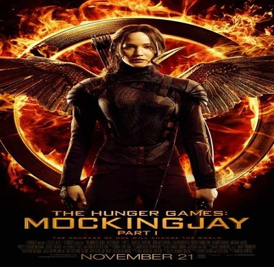 فلم The Hunger Games Mockingjay - Part 1 2014 مترجم CAM