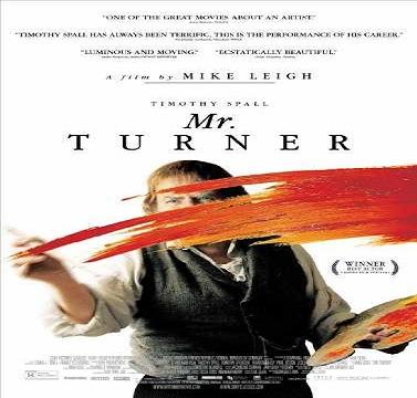 فلم Mr. Turner 2014 مترجم بجودة DvDSCR