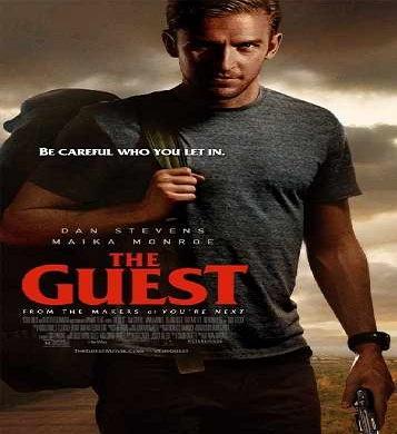 فلم The Guest 2014 مترجم بجودة WEB-DL