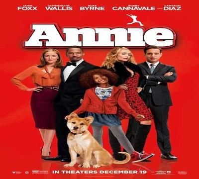 فلم Annie 2014 مترجم بنسخة DvDSCR