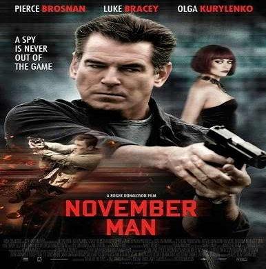 فلم The November Man 2014 مترجم بجودة 576p BluRay