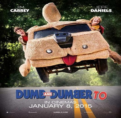 فلم Dumb and Dumber To 2014 مترجم بجودة HDRip