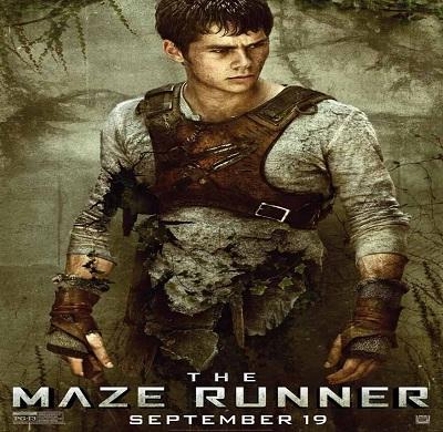فلم The Maze Runner 2014 مترجم بجودة DvDRip